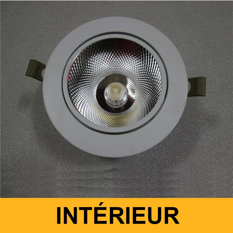 SPOT LED INTERIEUR led Madagascar galerie arena