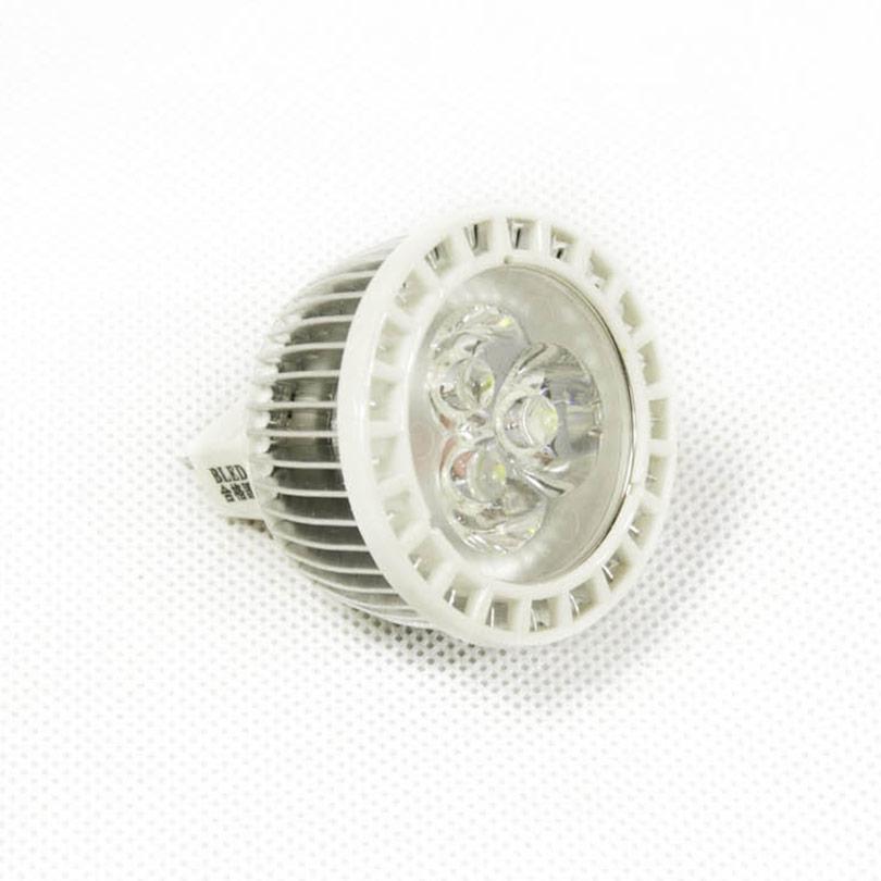 Lampe 12v E27 3w blanc froid Mada