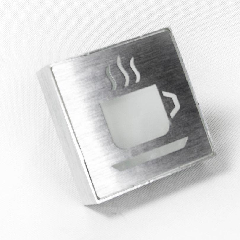 panneau café PM Led Madagascar