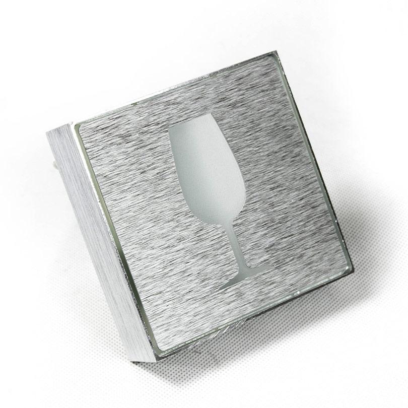 panneau coqtail carré