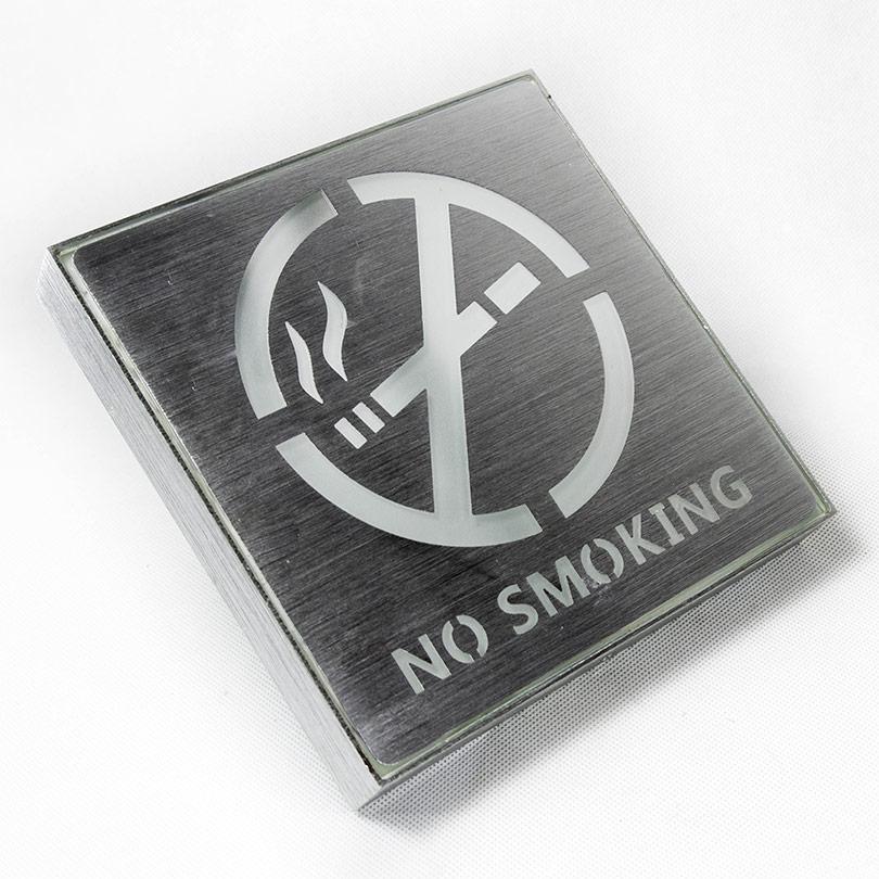 panneau no smoking