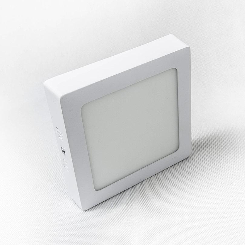 non encastre plafond carré luminaire led